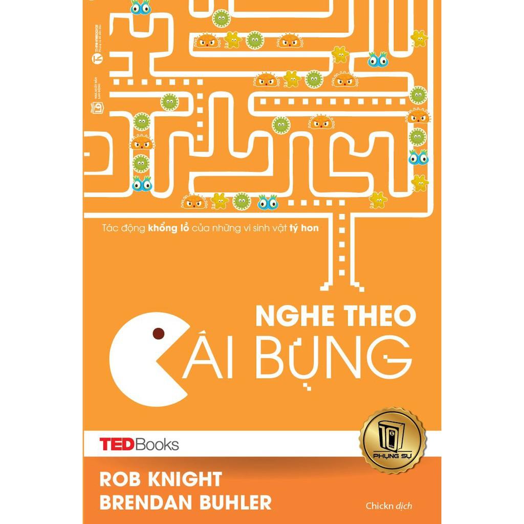 Sách - TedBooks Nghe Theo Cái Bụng