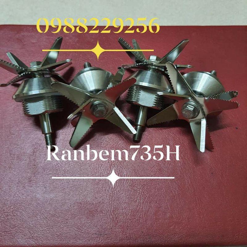 Lưỡi dao máy làm sữa hạt Ranbem 769s/ 735h