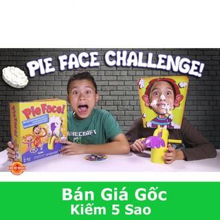 (GIÁ HỦY DIỆT) Bộ đồ chơi liên hoan, tiệc Pie Face (Vàng)
