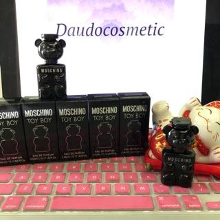 [ mini ] Nước hoa Moschino Toy Boy EDP 5ml thumbnail
