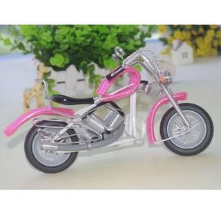 Set 2 Mô Hình Xe Mô Tô Harley Davidson