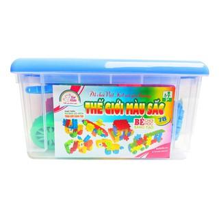 For Kids - đồ chơi Thế giới màu sắc