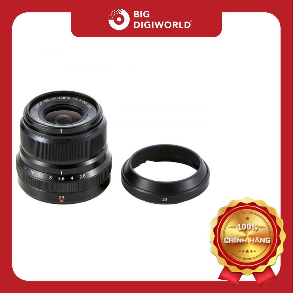Ống kính Fujifilm XF 23mm F2R WR - Bảo hành chính hãng 18 tháng-FUJINON
