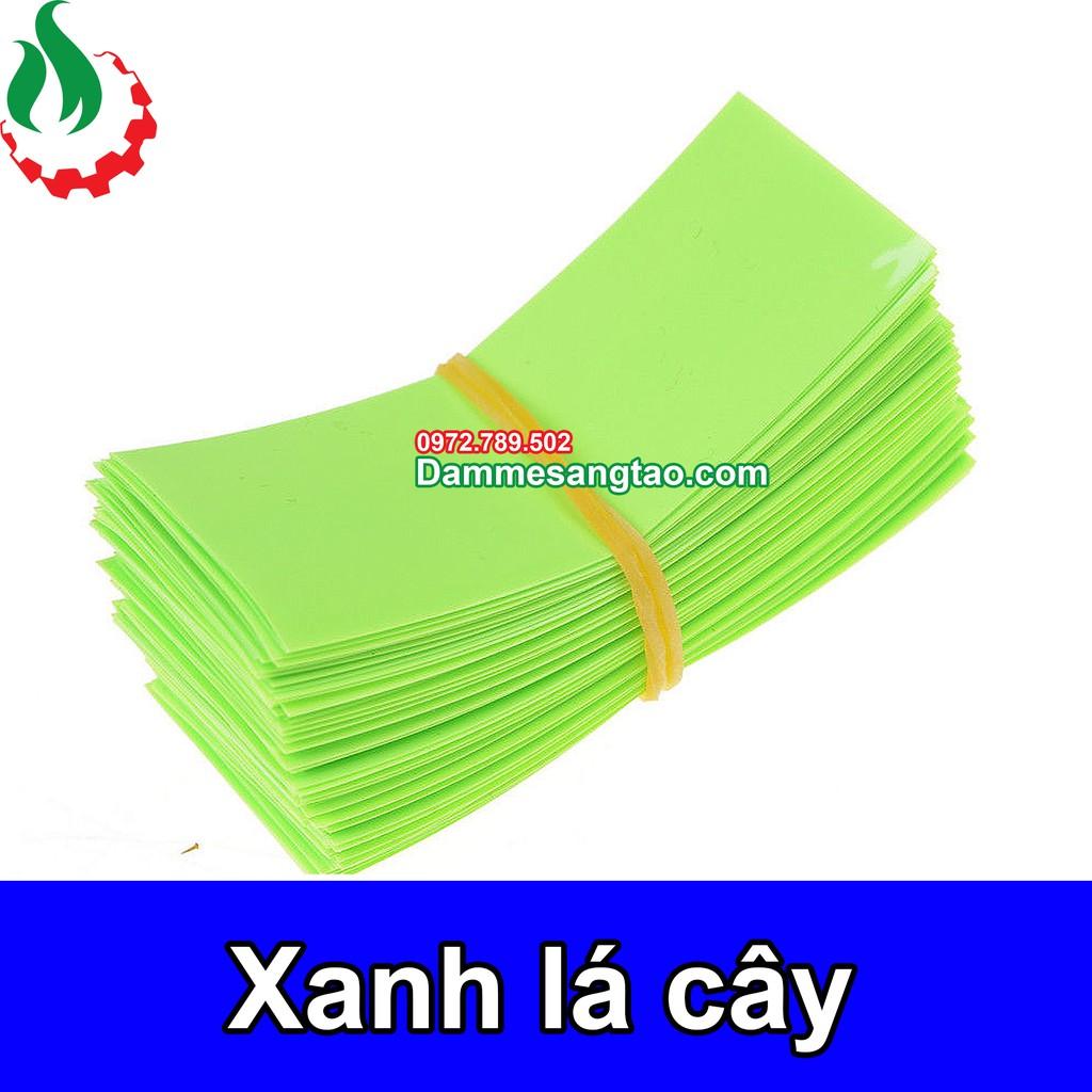 DMST Màng co nhiệt PVC pin 18650