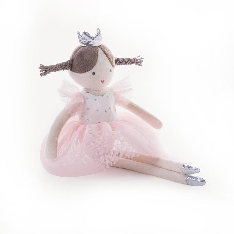 búp bê công chúa màu hồng - Hàng nhập khẩu