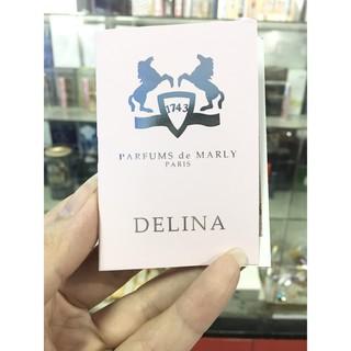 Vial chính hãng nước hoa Parfums de Marly Delina edp [1.2ml] thumbnail