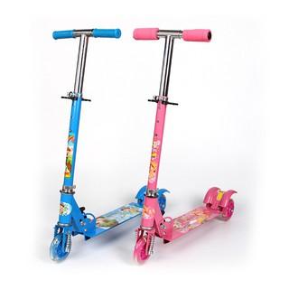 Xe trượt Scooter 3 bánh cho bé.