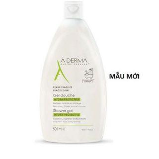 Sữa tắm giảm mụn lưng Aderma 500ml