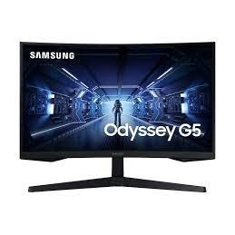 Màn hình Samsung LC27G55TQWEXXV (27inch/WQHD/VA/144Hz/1ms/250nits/HDMI+DP/FreeSync) - Hàng Chính Hãng
