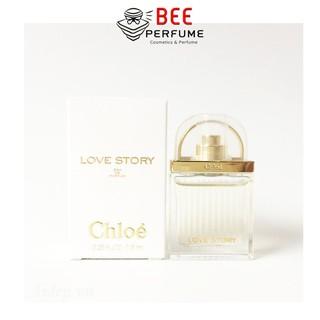 Nước Hoa Chloe Love story Chloe EDP for Women mini 7.5 ml chính hãng thumbnail