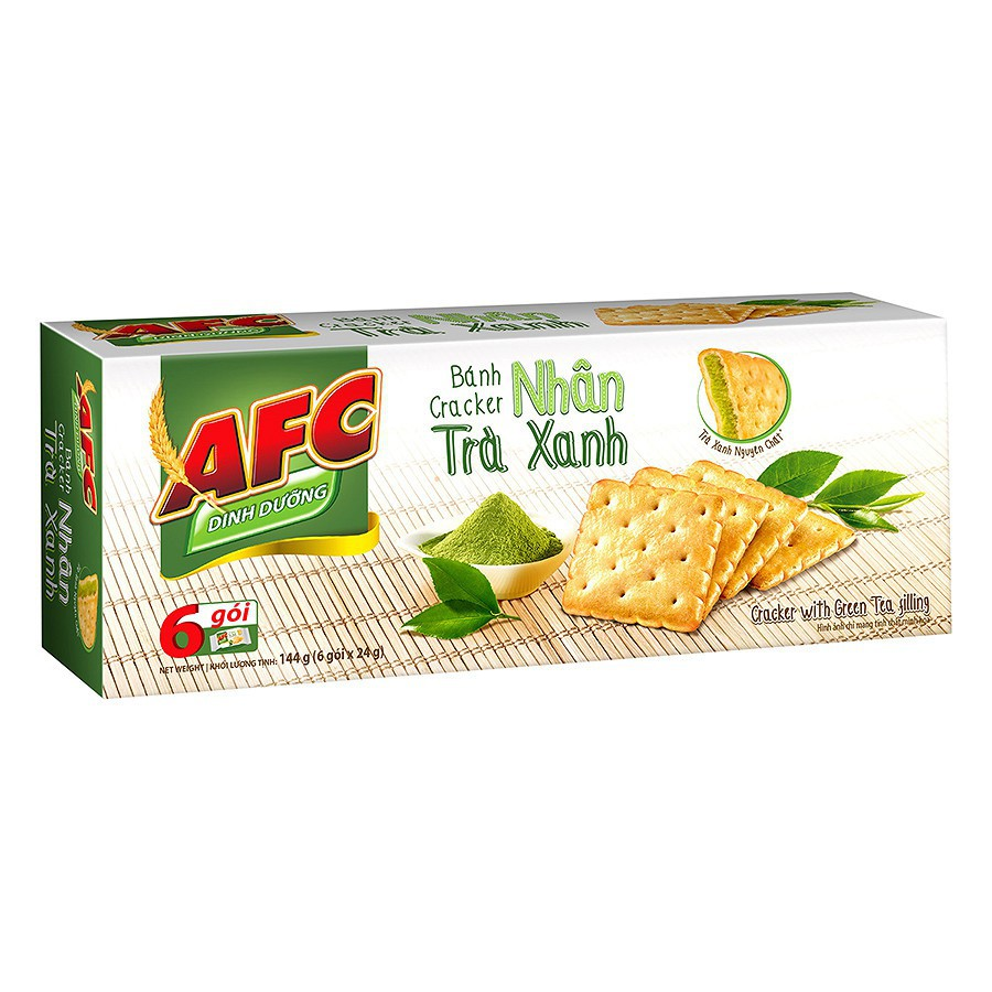 Bánh dinh dưỡng AFC Cracker Kinh Đô