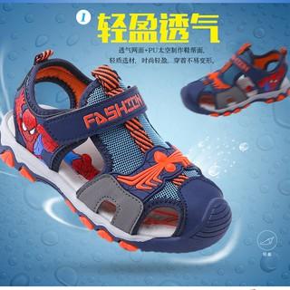 Giày Xăng Đan Đế Mềm Xinh Xắn Cho Bé Trai Gái
