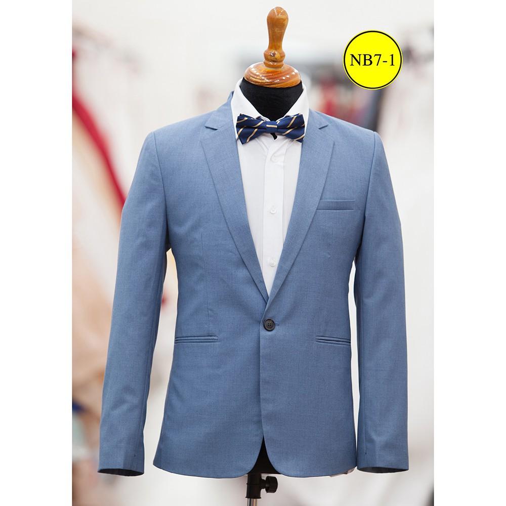 áo vest nam - suit luxury dòng một nút - Áo Vest