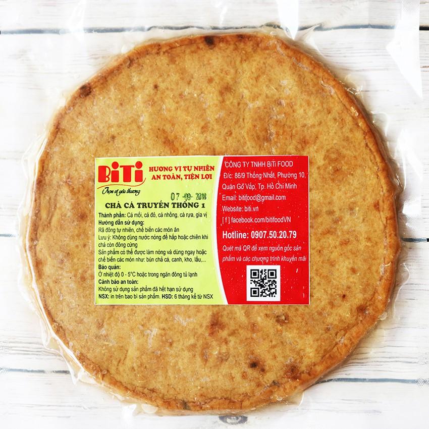 Chả Cá Nha Trang 1kg - TT1x2_BiTi FOOD - Đặc sản Nha Trang Khánh Hòa làm quà [Chỉ giao hàng ở T