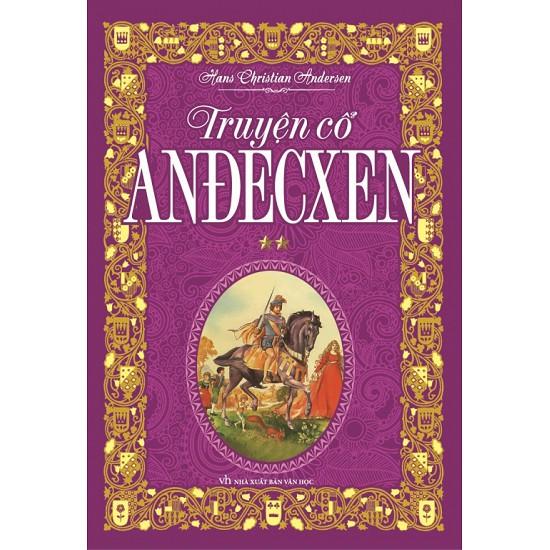 Cuốn sách Truyện Cổ Anđecxen (Tập 2) - Tác giả: Andersen