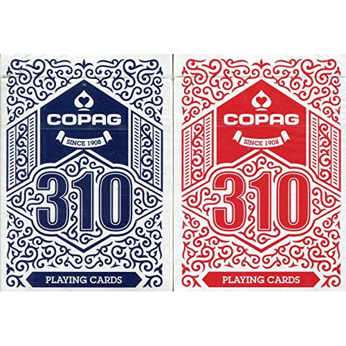 Bộ bài tây Copag 310 Playing Cards [Hàng Mỹ] | Shopee Việt Nam