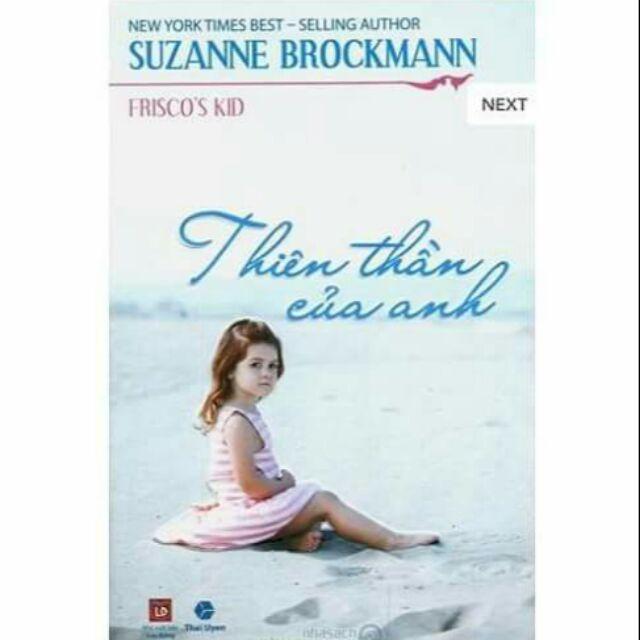 Sách - Thiên thần của anh - Suzanne Brockmann