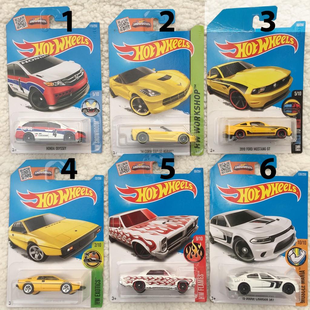 Xe Hot Wheels cơ bản - Hàng chính hãng (N13)