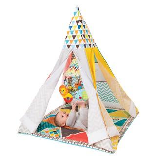 Nhà lều kèm đồ chơi treo cũi đa năng GoGaGa Infantino INF119-005345