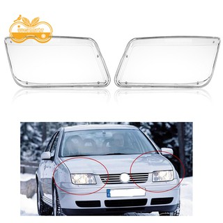 Nắp đậy kính phía trước dành cho đèn pha ô tô 99-05 VW Jetta Bora MK4