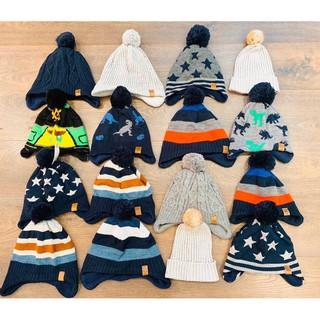 Mũ len H&M bé trai (hàng xuất dư)