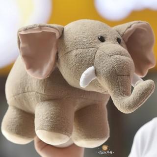 Lovely stuffed elephants