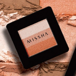 Phấn Mắt Missha 3 Màu The Style Triple Perfect Shadow