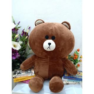 Gấu Bông Brown Cao Cấp 1M