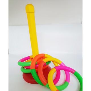 Thật Tuyệt Vời – Bộ đồ chơi ném vòng Kagonk 0198- SMH112