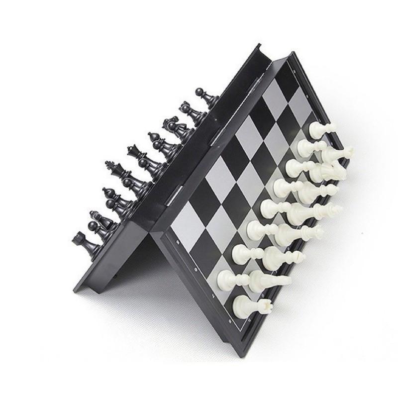 Bộ cờ vua nam châm mini KT 15x15cm