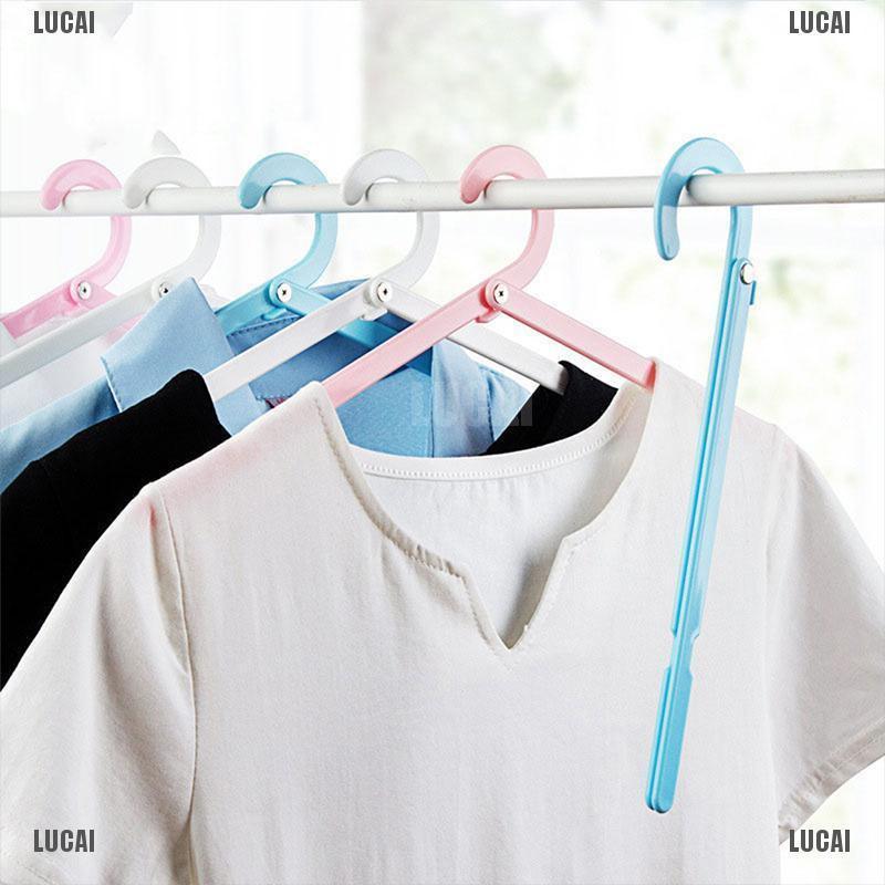 Móc nhựa treo quần áo tiện dụng