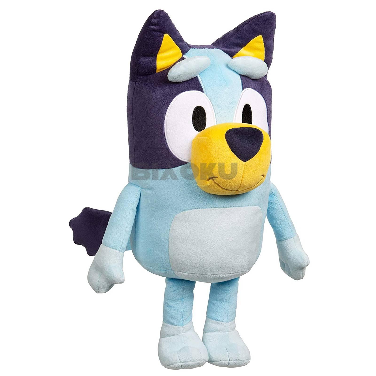 【HOT SALE】28cm Bluey Kids Soft Gift Children Cute Plush Toys Doggy Pupets Doll Soft Cuty Stuffed Toy Bluey Bingo Plush...