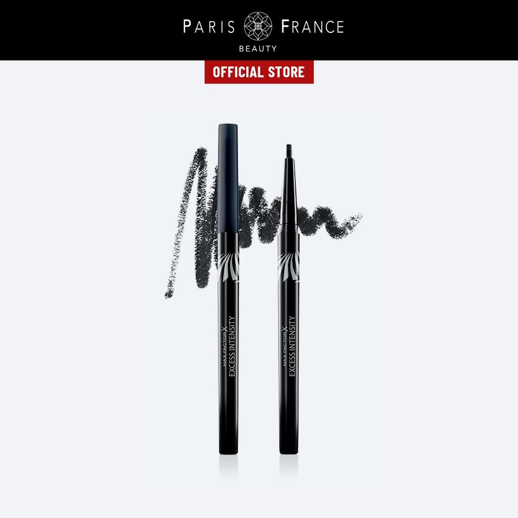 [Mã FMCGM50 - 8% đơn 250K] Paris France Beauty - Bút Kẻ Mắt Lâu Trôi Max Factor X Excess Intensity 2g