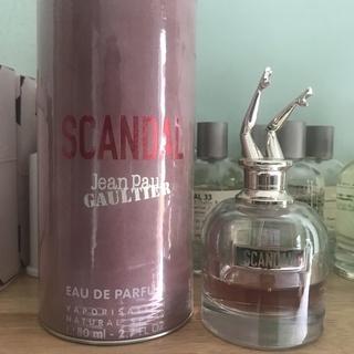 Tiemchietnuochoa_Gốc Nước Hoa Nữ Jean Paul Gaultier Scandal EDP [Hộp như hình còn 20ml trong chai] thumbnail