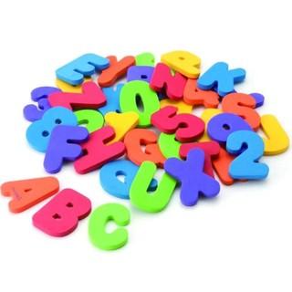 [Rẻ Vô Địch] – Bộ chữ số xốp phát triển tư duy sáng tạo