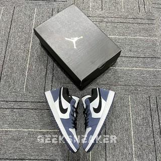 [GeekSneaker] Giày Jordan 1 Low Mid Navy 2014 - Phiên bản TC