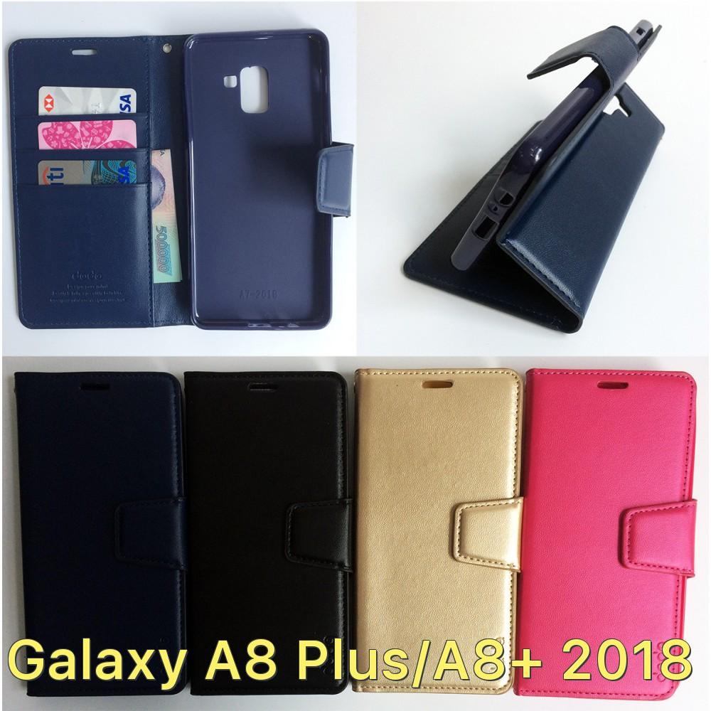 Bao da nút cài kèm bóp ví đựng thẻ, tiền, điện thoại dành cho Samsung Galaxy A8 Plus/A8+ 2018 - 2797349 , 1169143289 , 322_1169143289 , 124000 , Bao-da-nut-cai-kem-bop-vi-dung-the-tien-dien-thoai-danh-cho-Samsung-Galaxy-A8-Plus-A8-2018-322_1169143289 , shopee.vn , Bao da nút cài kèm bóp ví đựng thẻ, tiền, điện thoại dành cho Samsung Galaxy A8 P