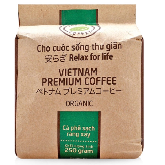Cà phê sạch 250g - 2482528 , 312632089 , 322_312632089 , 135000 , Ca-phe-sach-250g-322_312632089 , shopee.vn , Cà phê sạch 250g