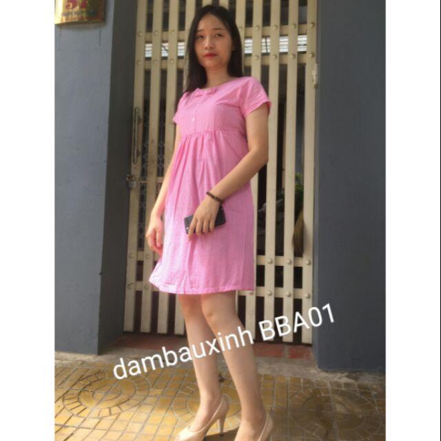 Đầm bầu xinh BBA535
