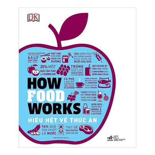 Sách - How Food Works - Hiểu Hết Về Thức Ăn