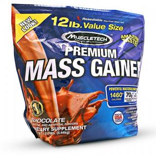 Sữa tăng cân Premium Mass Gainer 12Lbs 5.45kg, hàng chính hãng