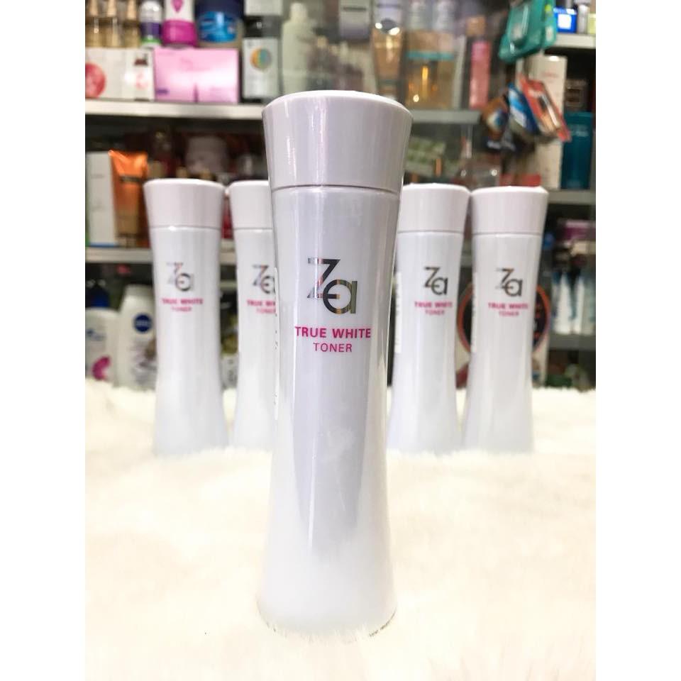 Nước hoa hồng dưỡng trắng da ZA TRUE WHITE CHÍNH HÃNG - 3320055 , 1280953887 , 322_1280953887 , 358000 , Nuoc-hoa-hong-duong-trang-da-ZA-TRUE-WHITE-CHINH-HANG-322_1280953887 , shopee.vn , Nước hoa hồng dưỡng trắng da ZA TRUE WHITE CHÍNH HÃNG