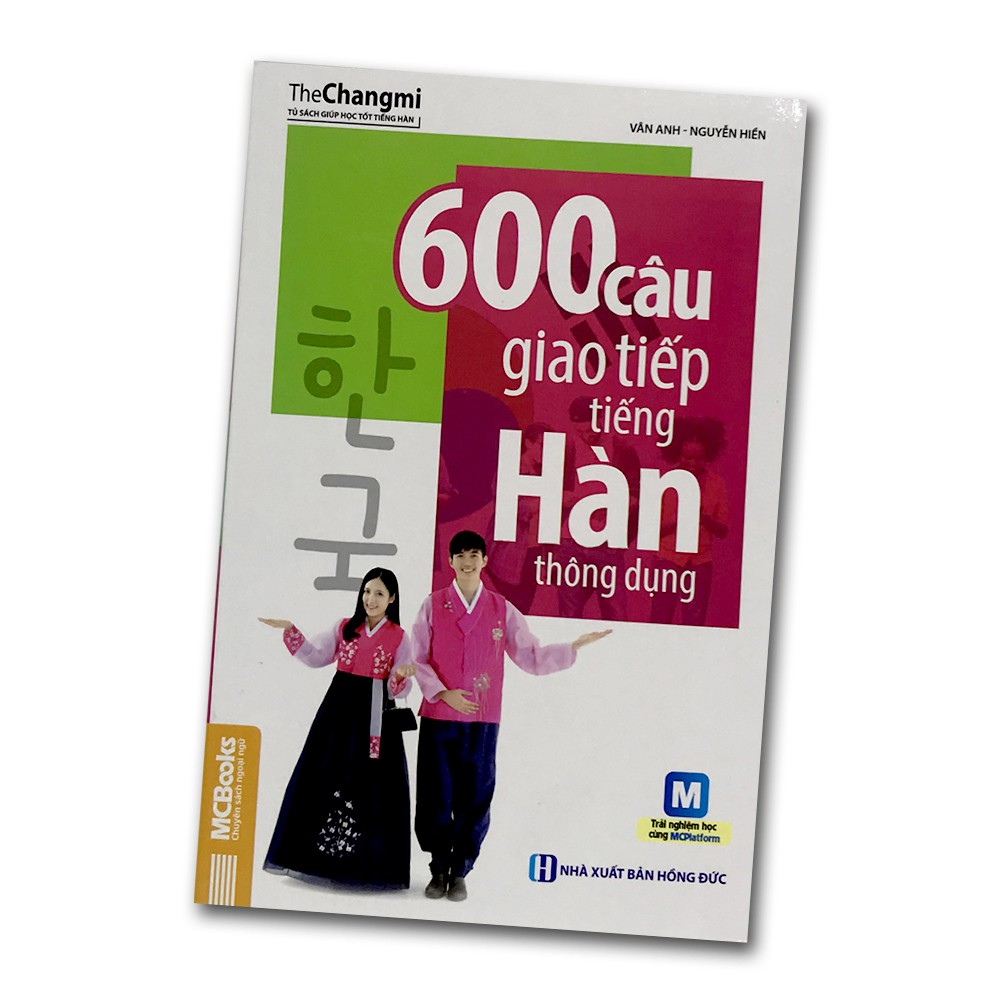 Sách - 600 câu giao tiếp tiếng Hàn thông dụng (NXB Hồng Đức) - 15424351 , 1994815557 , 322_1994815557 , 75000 , Sach-600-cau-giao-tiep-tieng-Han-thong-dung-NXB-Hong-Duc-322_1994815557 , shopee.vn , Sách - 600 câu giao tiếp tiếng Hàn thông dụng (NXB Hồng Đức)
