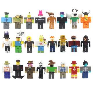 Mô Hình – 24 Nhân Vật Trong Game Roblox ( Không Hộp )