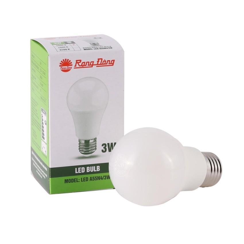 Bóng đèn LED RẠNG ĐÔNG 3W - Chip LED SAMSUNG
