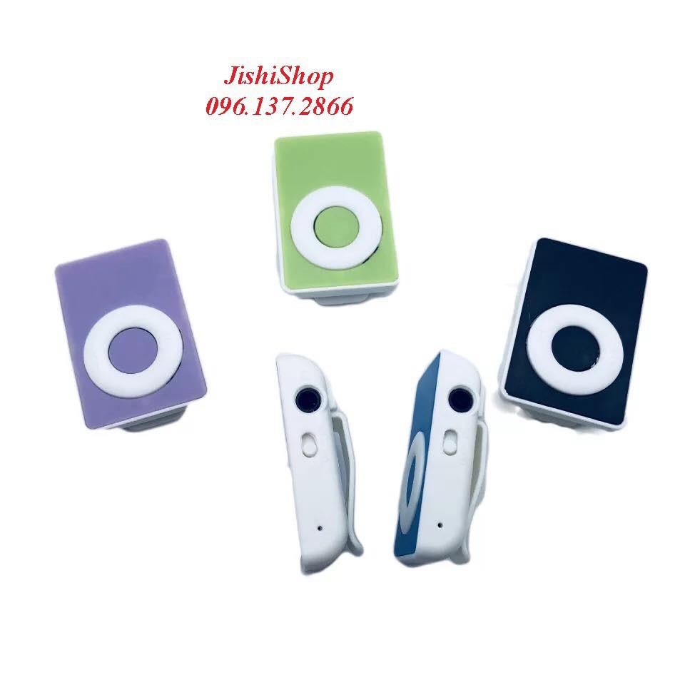 Máy Nghe Nhạc MP3 Mini đủ bộ  ( Kèm : Cáp + Tai Nghe ) mã số SP IW3680
