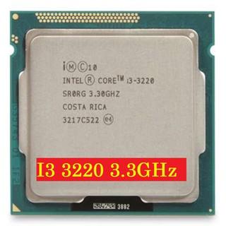Intel Core i3-3220 3M Cache, 3.30 GHz CPU i3 3220 hàng cũ (Flasale) Tặng Keo Tản Nhiệt