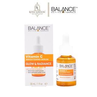 [Mã FMCGMALL - 8% đơn 250K] Serum Trắng Da, Mờ Thâm Balance Active Formula Vitamin C Brightening 30ml