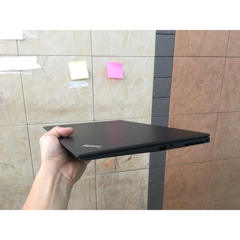 laptop cũ thinkpad X1 carbon 2014 gen 2 màn hình fullhd 1920*1080 ips i7 4600U, 8GB, SSD 256gb, 14.1 inch