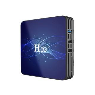 AKASO Hộp TV AKASO H10+ hệ điều hành Android 9.0 RAM 1GB ROM 8GB kết nối wifi 2.4G/5G độ phân giải 4K H.265